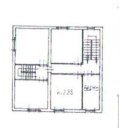 Planimetria 2/2 per rif. 2852