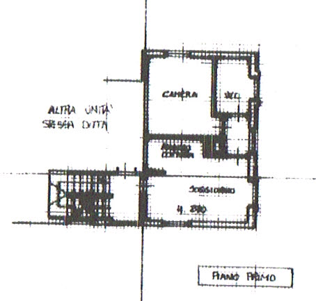 Planimetria 1/1 per rif. 2854