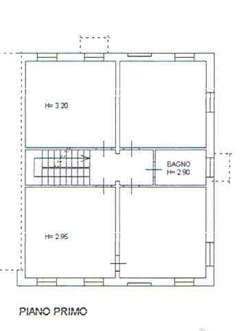 Planimetria 2/4 per rif. 2868