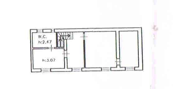 Planimetria 5/5 per rif. 2874