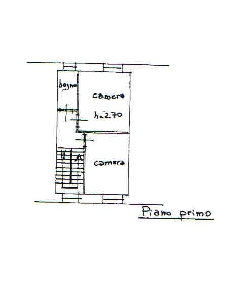 Planimetria 2/4 per rif. 2880