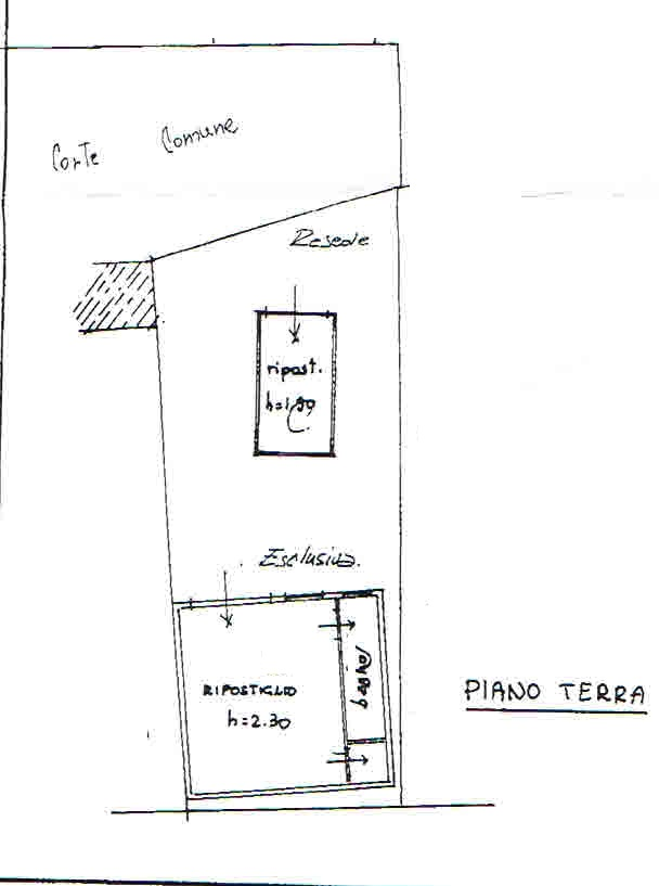 Planimetria 4/4 per rif. 2880