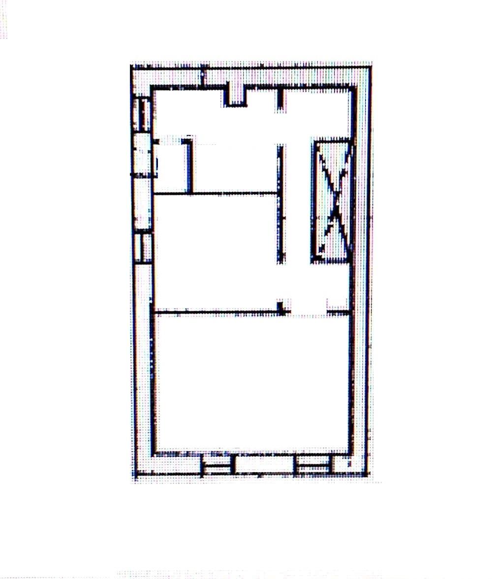 Planimetria 2/2 per rif. 2884