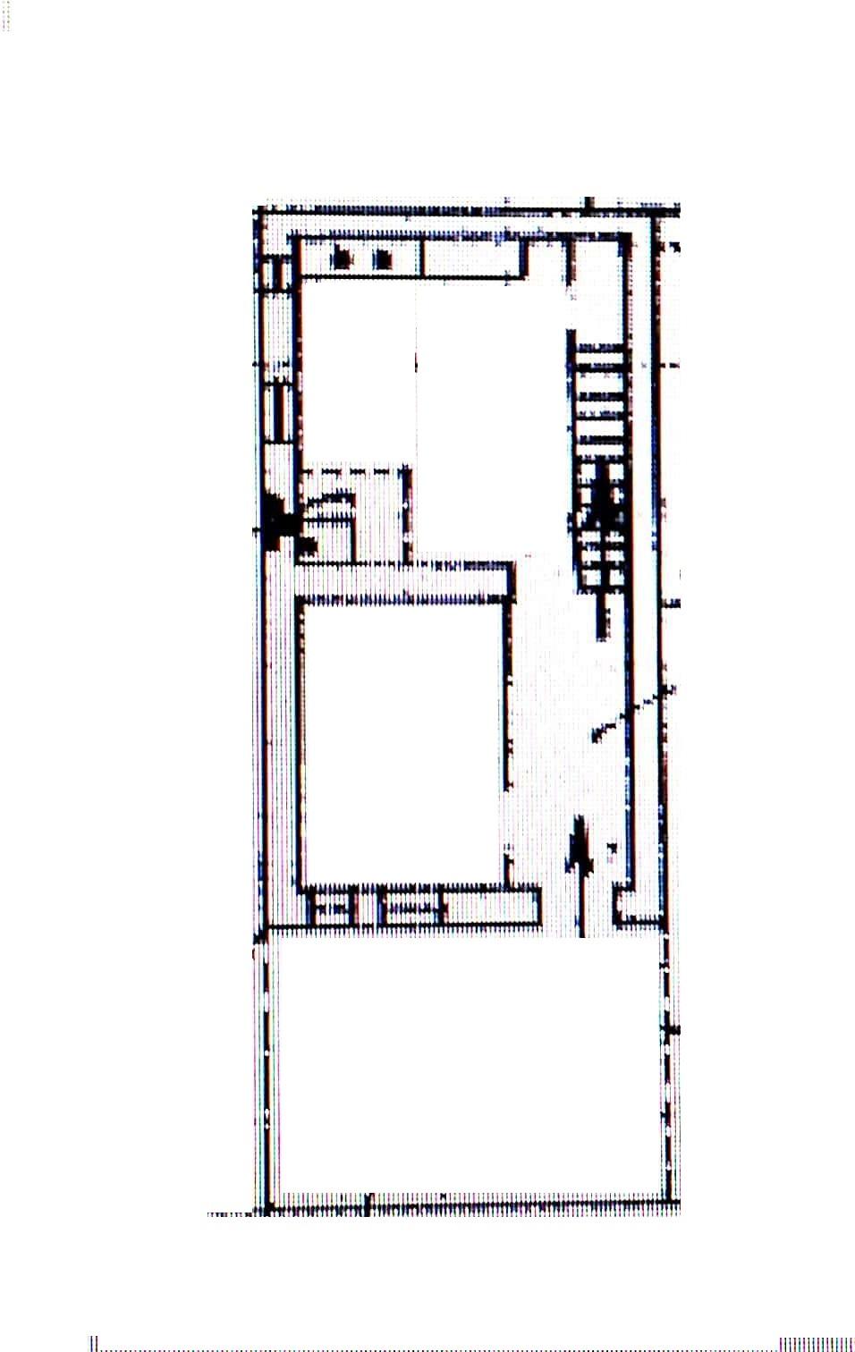 Planimetria 1/2 per rif. 2884