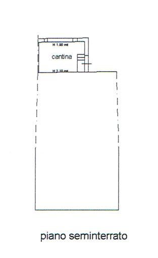 Planimetria 3/3 per rif. 2885