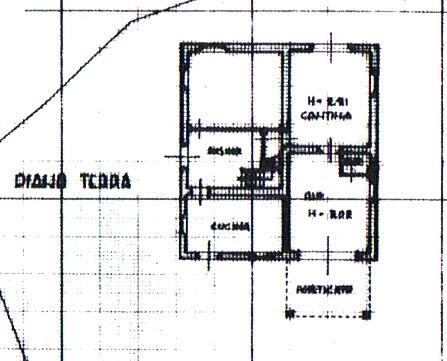 Planimetria 1/3 per rif. 2902