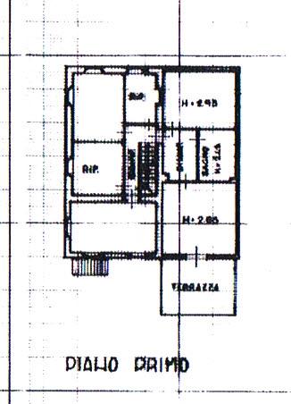 Planimetria 2/3 per rif. 2902