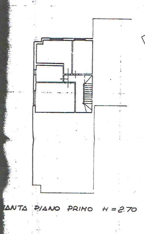 Planimetria 2/4 per rif. 2908