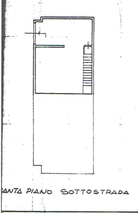 Planimetria 4/4 per rif. 2908