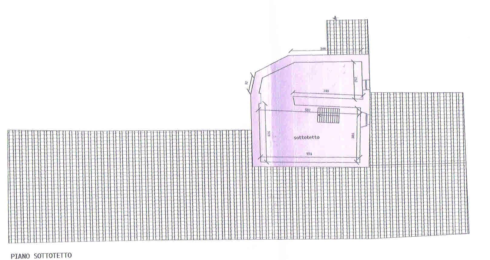 Planimetria 3/3 per rif. 2914