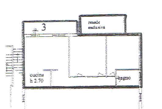 Planimetria 1/1 per rif. 2917