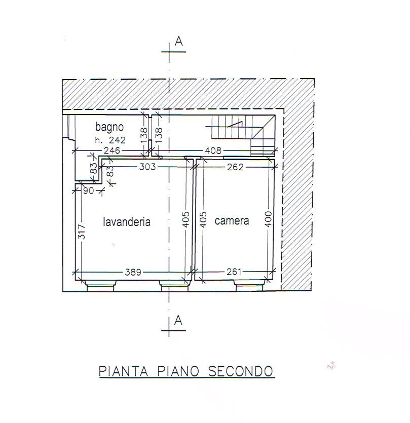 Planimetria 3/3 per rif. 2919