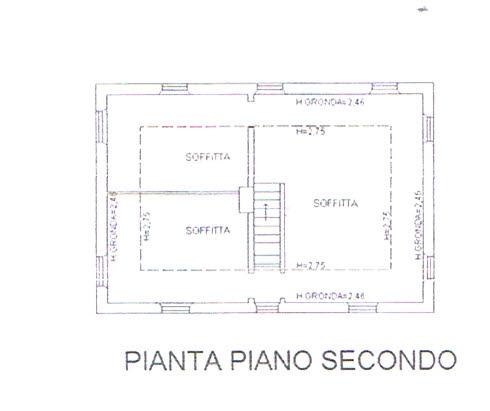 Planimetria 3/3 per rif. 2925