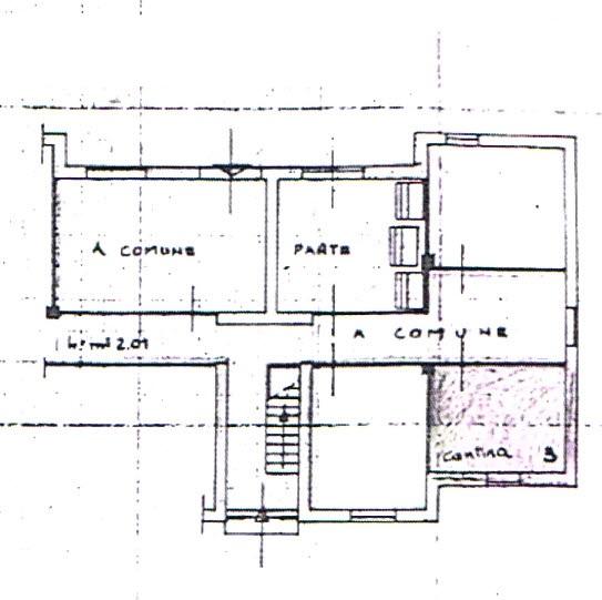 Planimetria 2/2 per rif. 2933