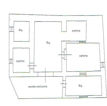 Planimetria 3/3 per rif. 2934