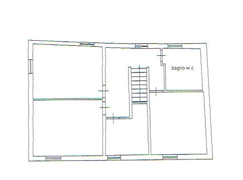 Planimetria 2/3 per rif. 2934