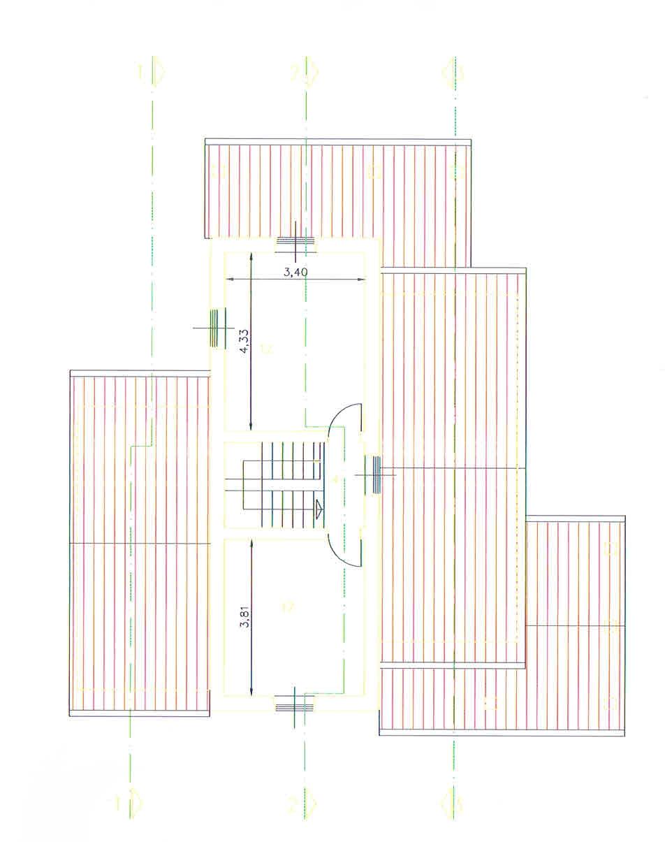 Planimetria 3/3 per rif. 2941