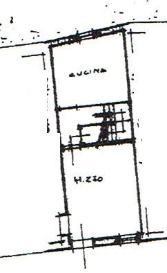Planimetria 4/4 per rif. 2943