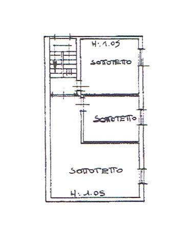 Planimetria 3/3 per rif. 2944