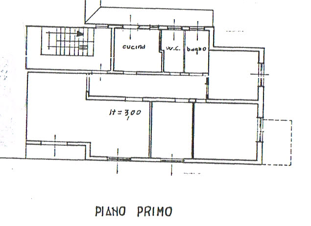 Planimetria 1/1 per rif. 2946