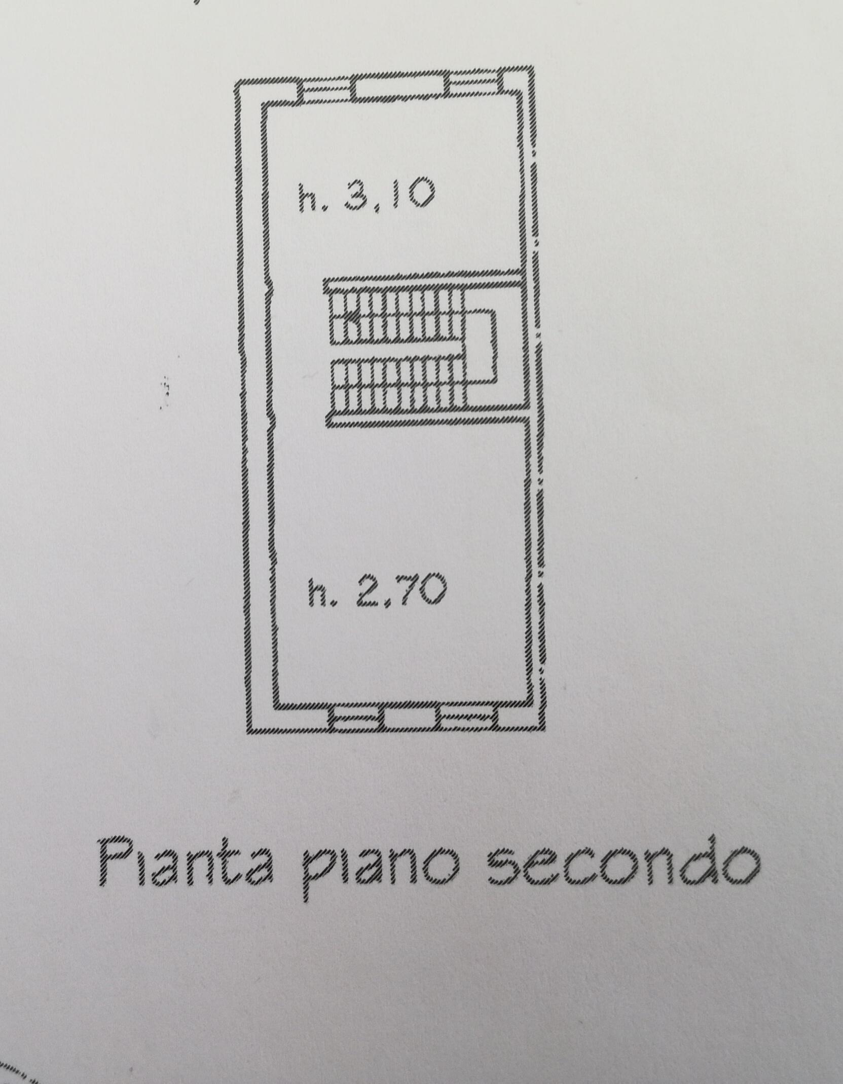 Planimetria 3/3 per rif. 2950