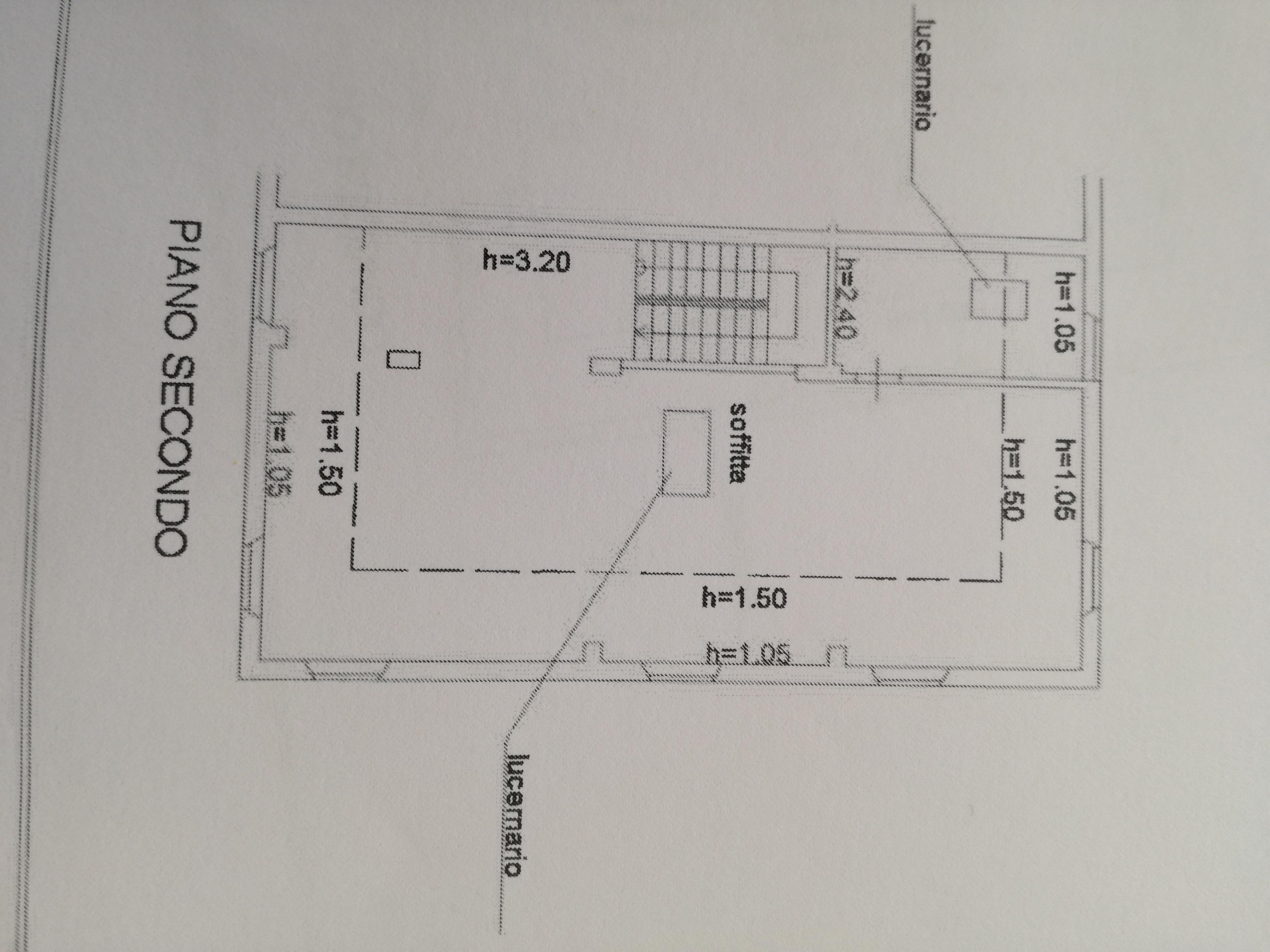 Planimetria 3/3 per rif. 2953