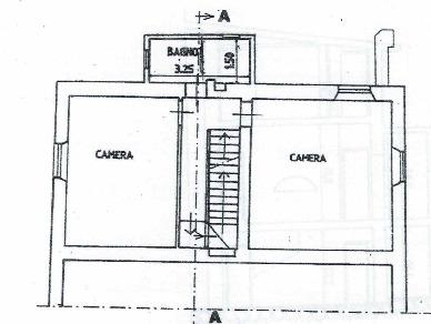 Planimetria 2/3 per rif. 2968
