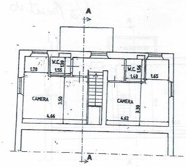 Planimetria 3/3 per rif. 2968