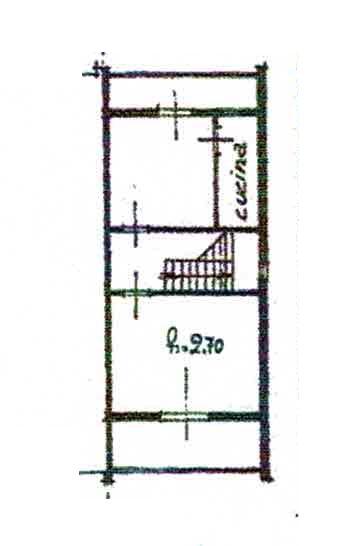 Planimetria 2/4 per rif. 2994