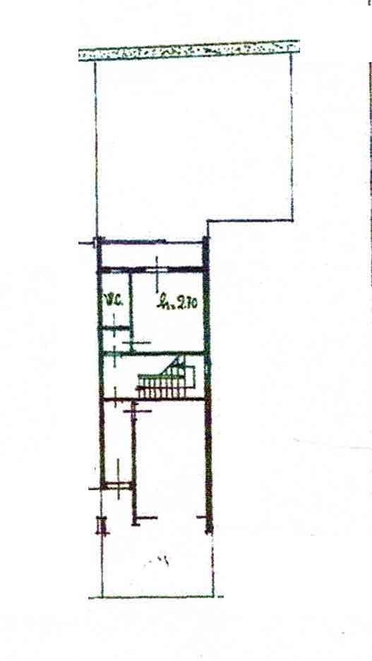 Planimetria 1/4 per rif. 2994