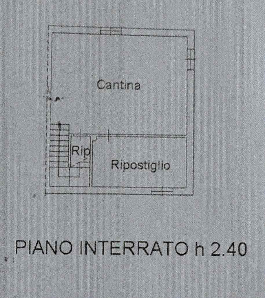 Planimetria 3/3 per rif. 2998
