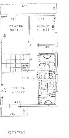 Planimetria 3/3 per rif. 247