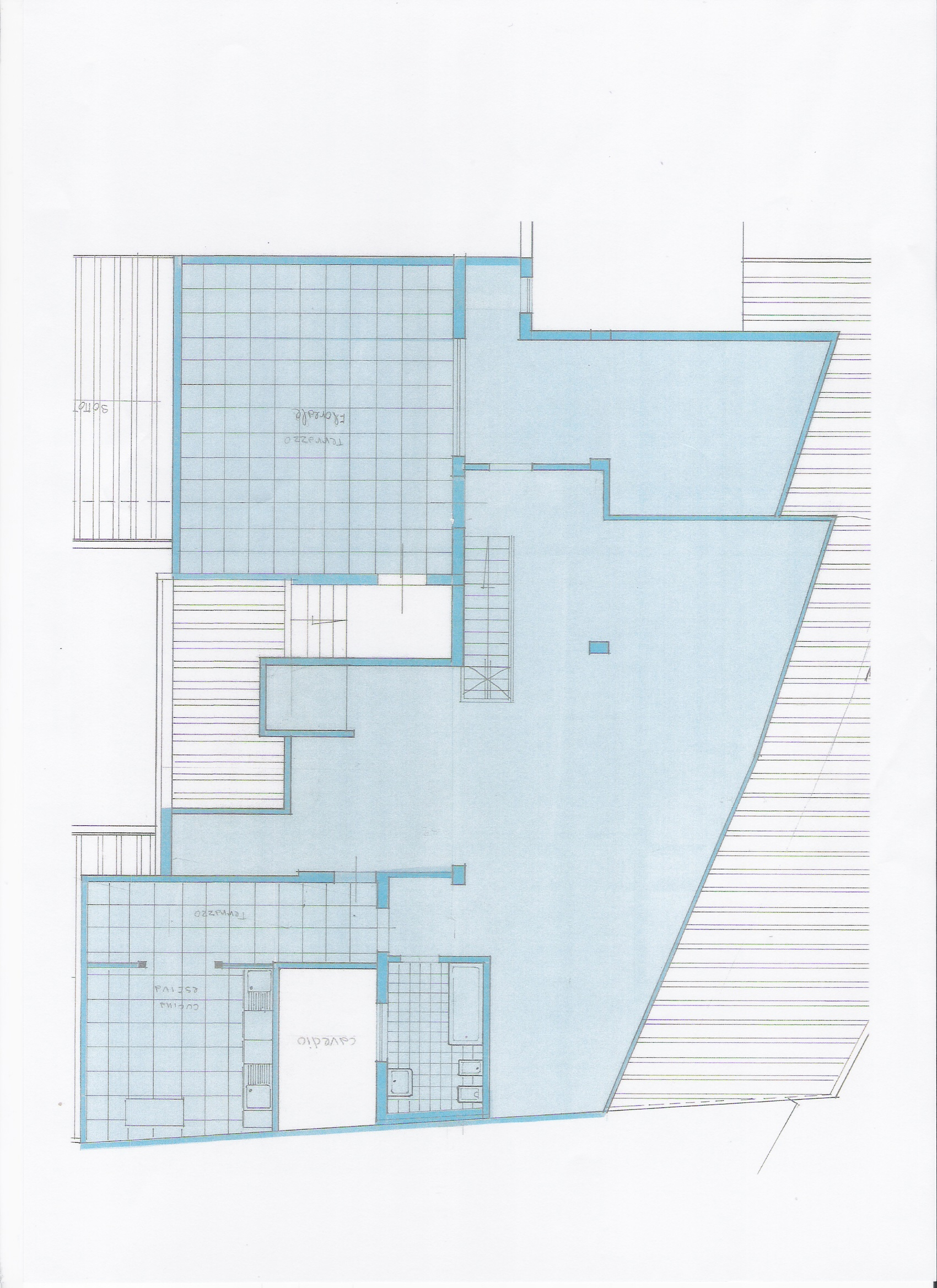 Planimetria 1/2 per rif. 270