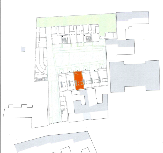 Planimetria 2/2 per rif. 163