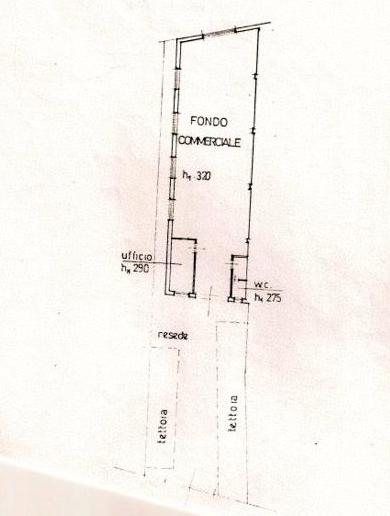 Planimetria 1/1 per rif. AFC019