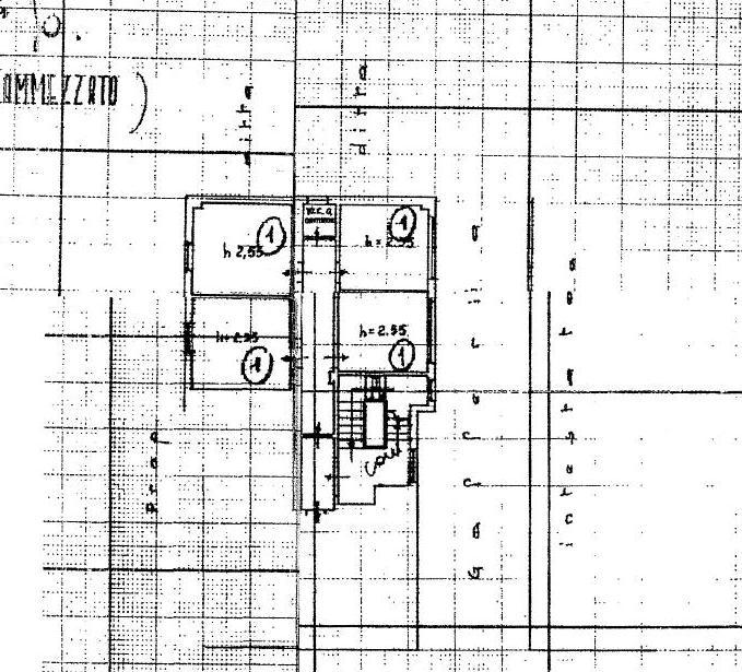 Planimetria 1/1 per rif. AUF023