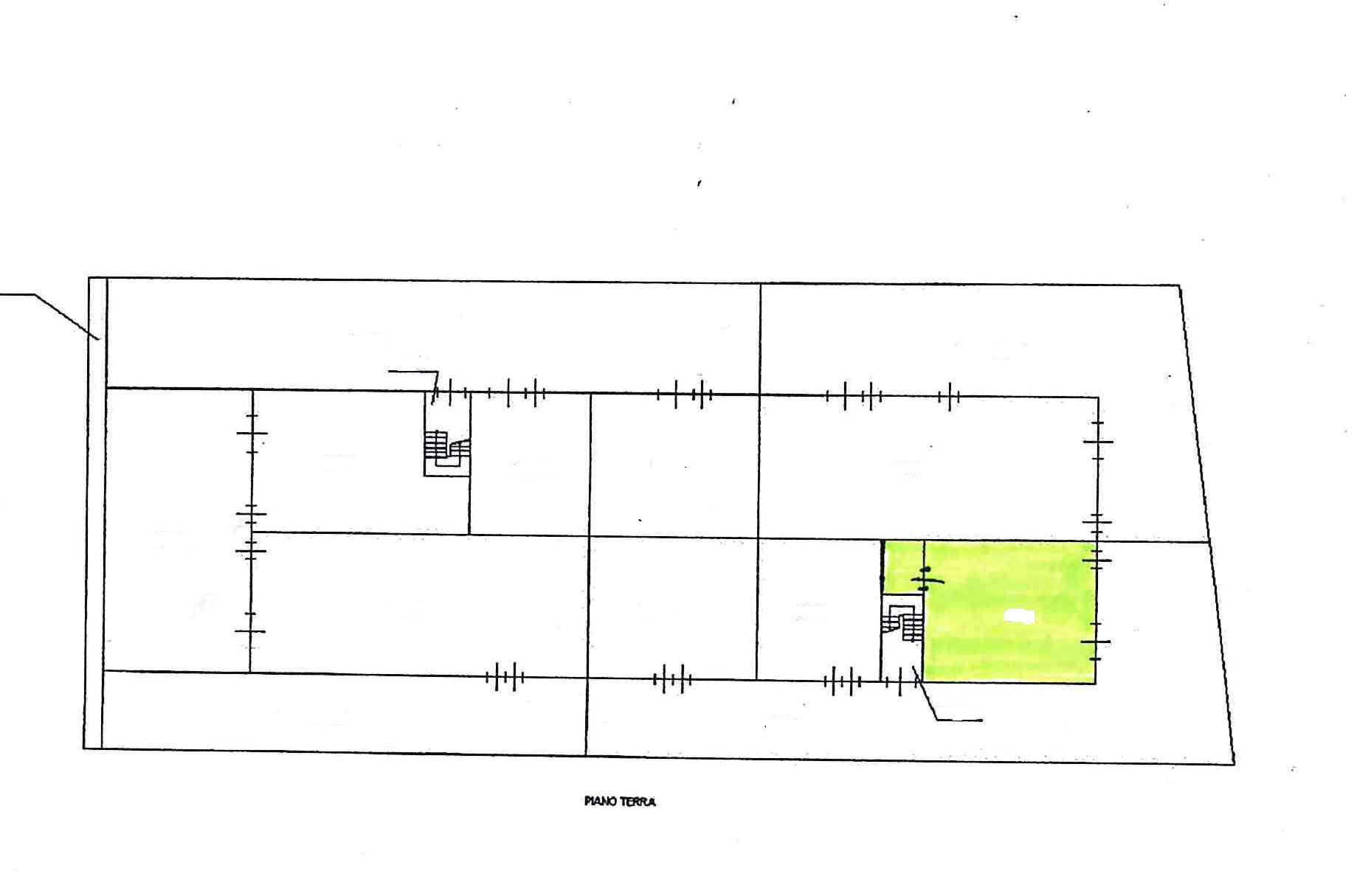 Planimetria 1/1 per rif. AFC040