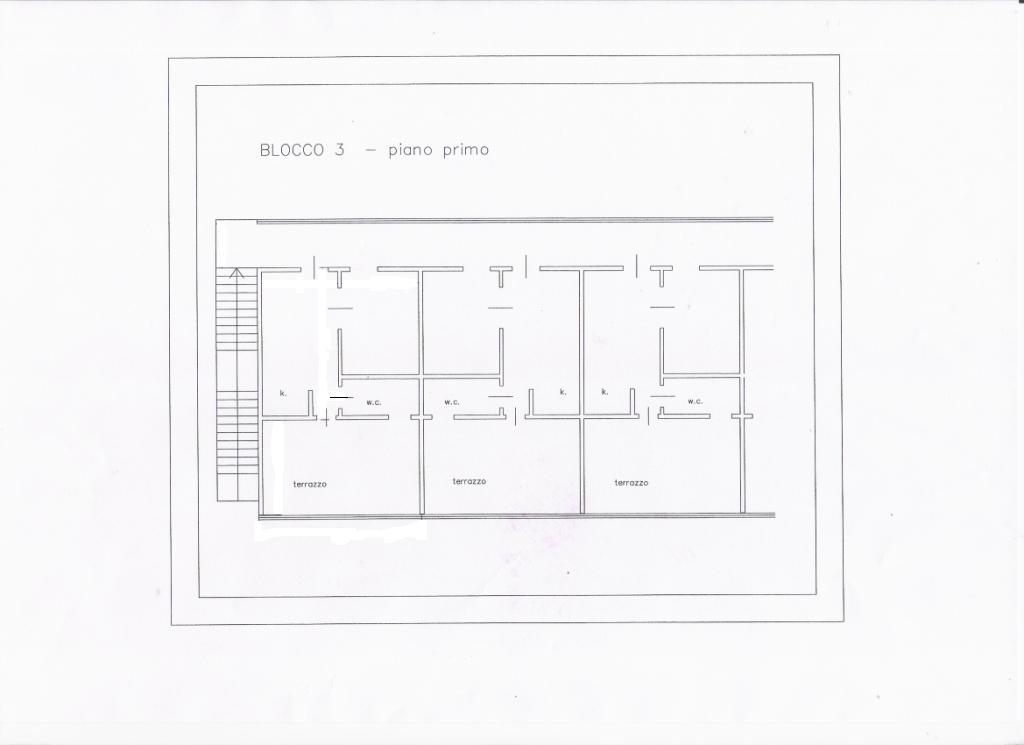 Planimetria 1/1 per rif. 050