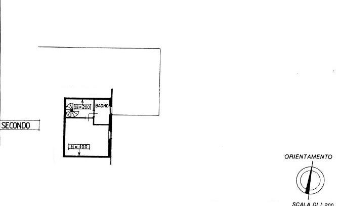 Planimetria 2/2 per rif. 374