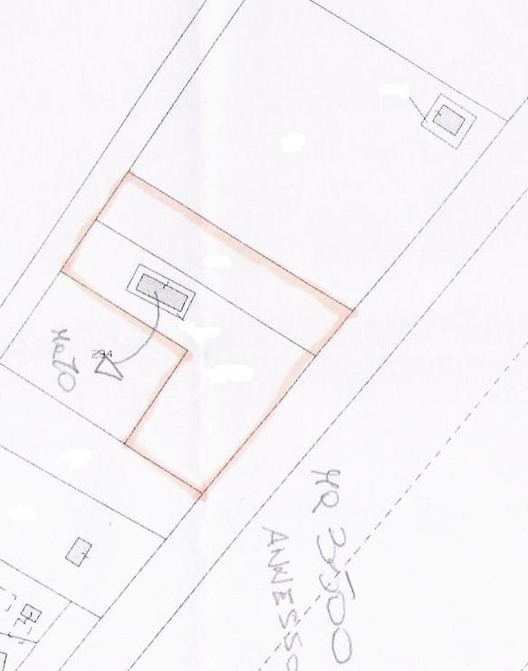 Planimetria 1/1 per rif. VTA001