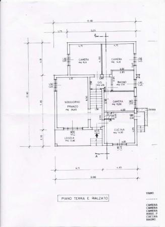 Planimetria 1/2 per rif. 283