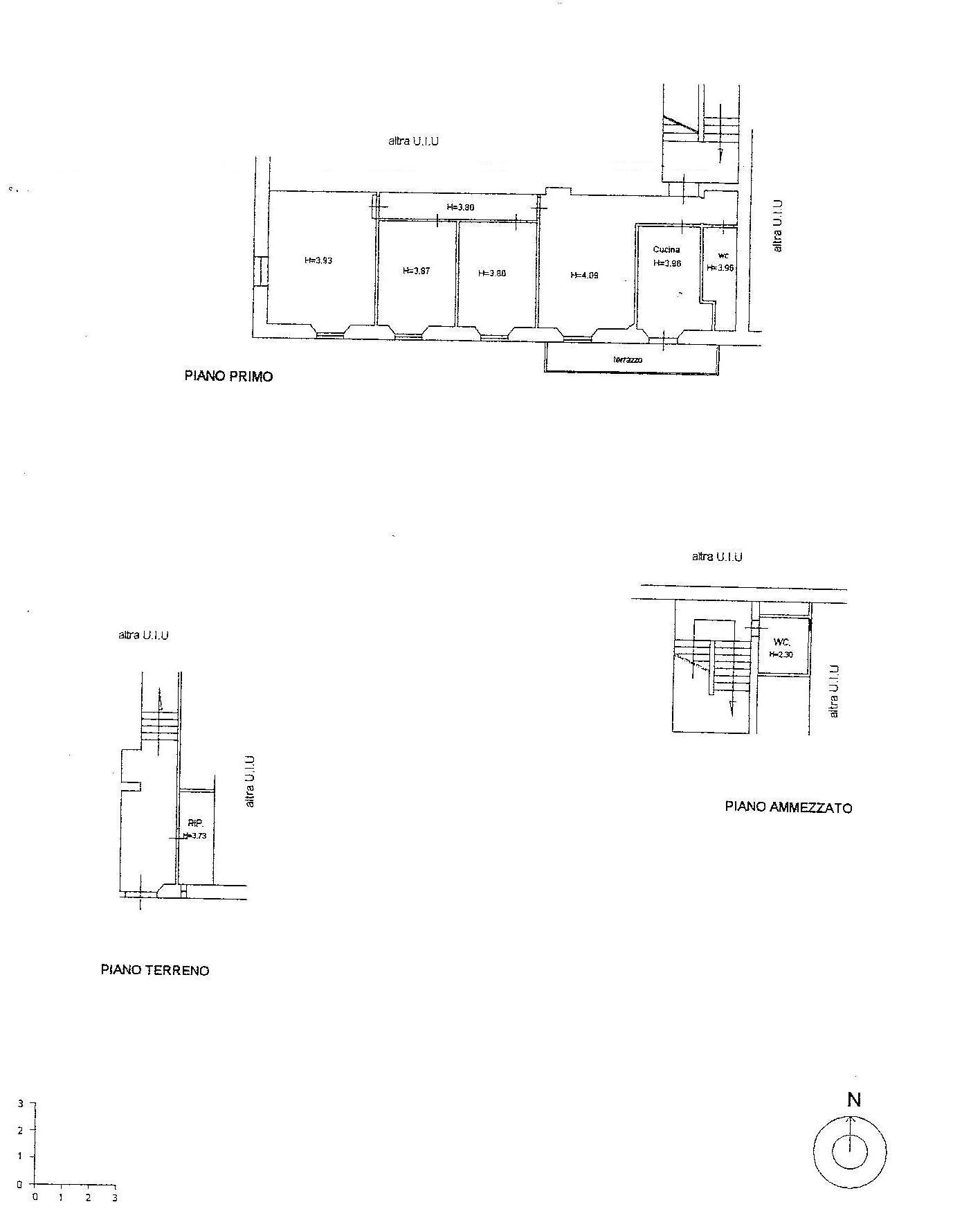 Planimetria 1/1 per rif. 162