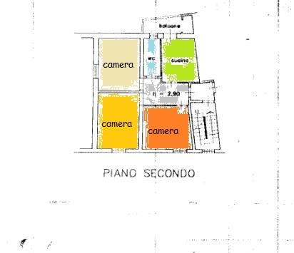 Planimetria 1/1 per rif. A298