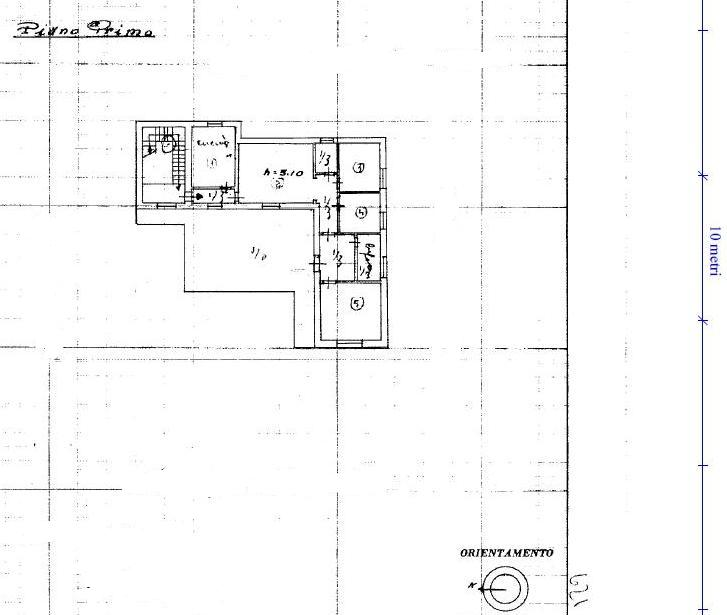Planimetria 2/2 per rif. 390