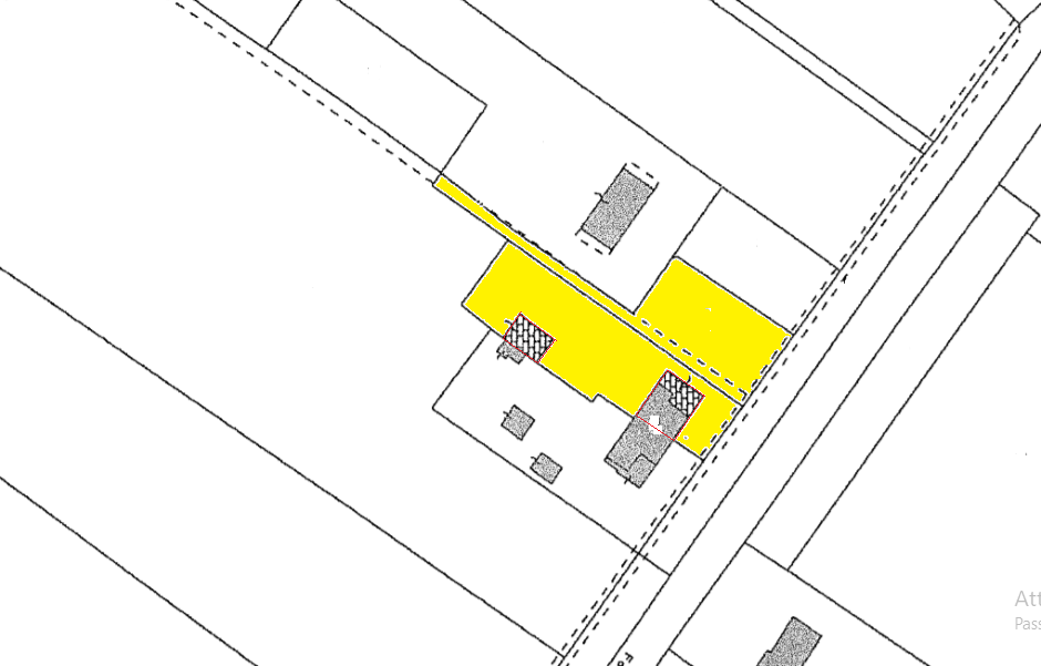 Planimetria 3/3 per rif. 442