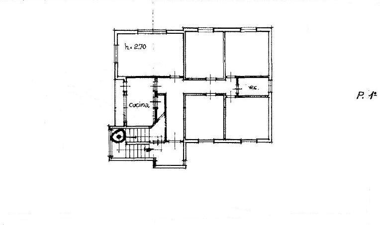 Planimetria 1/1 per rif. A103