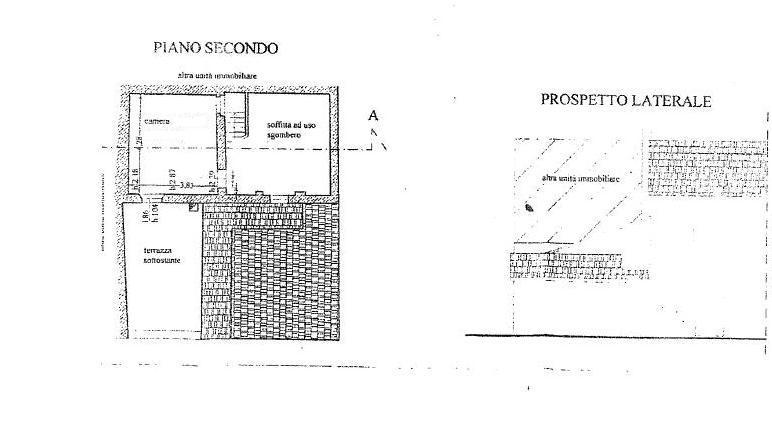 Planimetria 3/3 per rif. 450