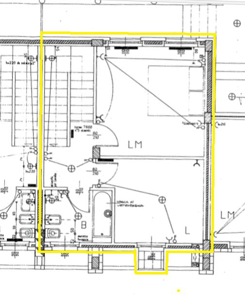 Planimetria 2/2 per rif. 472