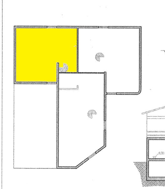 Planimetria 2/2 per rif. 482