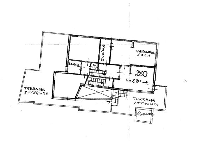 Planimetria 1/1 per rif. 485